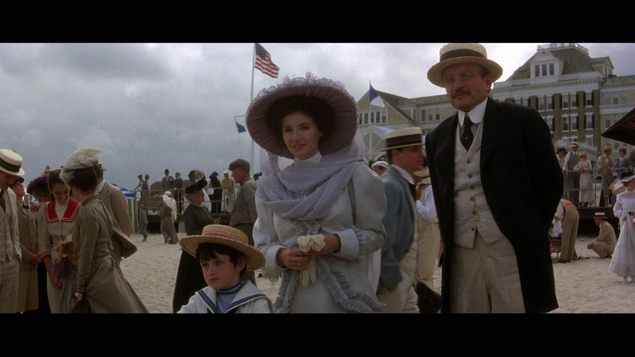 Na Época do Ragtime : Foto James Cagney, Mary Steenburgen
