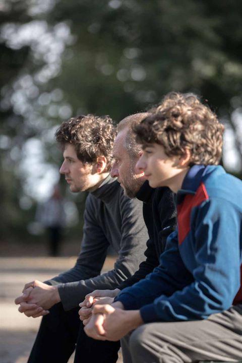 Os Dois Filhos de Joseph : Foto Benoît Poelvoorde, Mathieu Capella, Vincent Lacoste