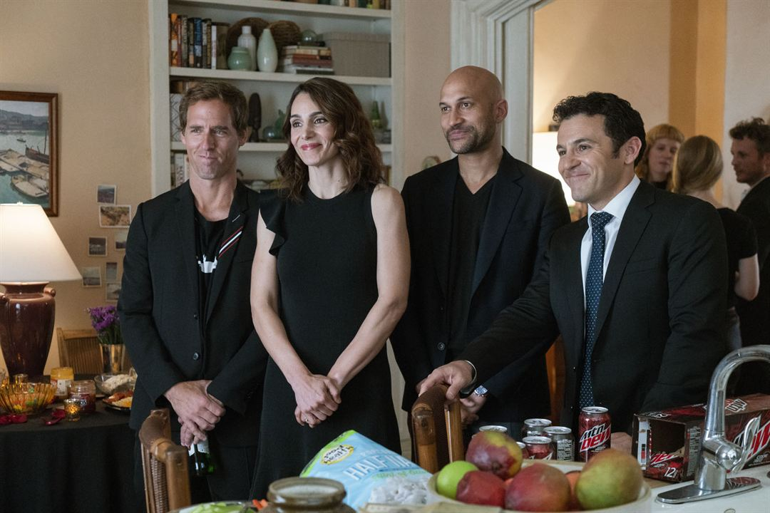 Foto Annie Parisse, Fred Savage, Keegan-Michael Key, Nat Faxon