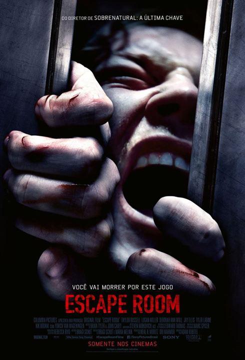 Escape Room : Poster