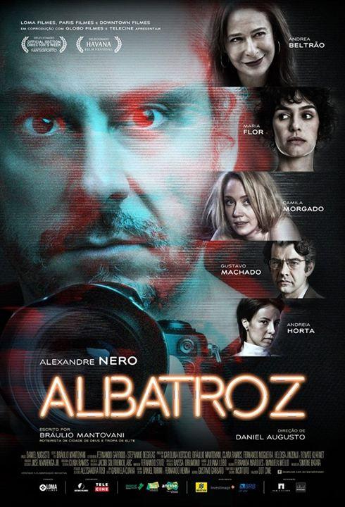 Albatroz : Poster