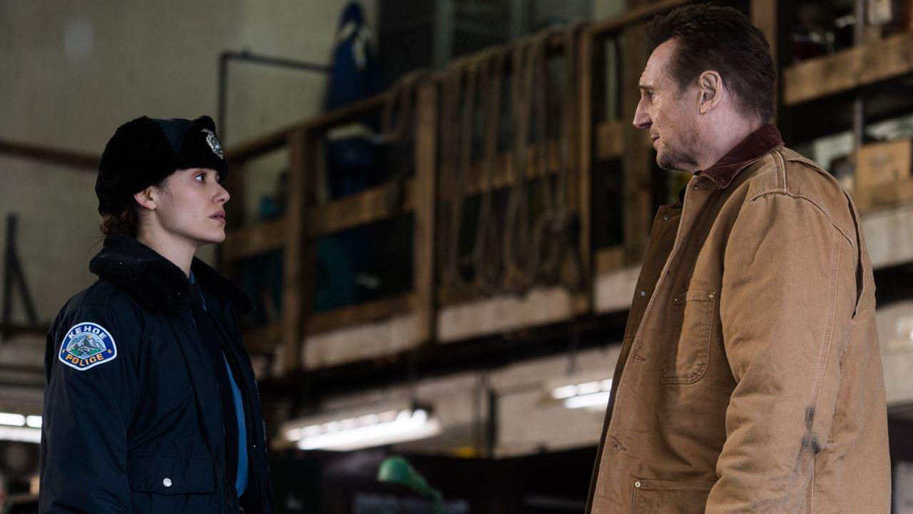 Vingança a Sangue Frio : Foto Emmy Rossum, Liam Neeson