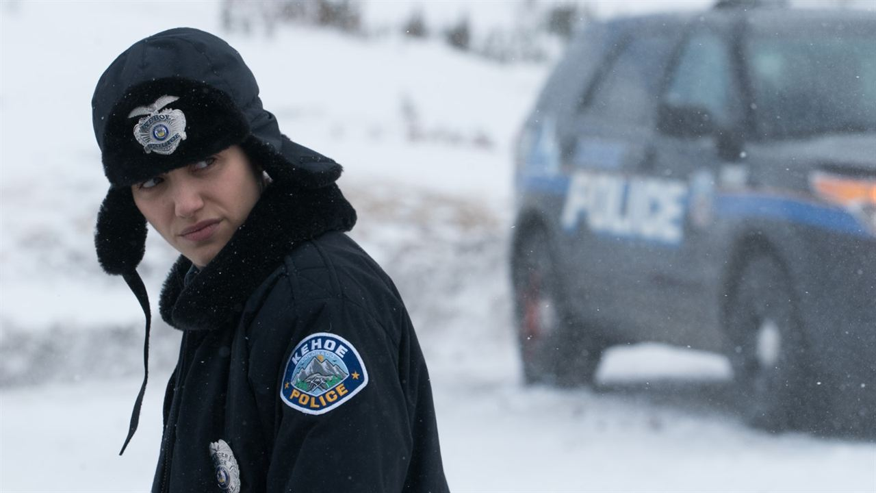Vingança a Sangue Frio : Foto Emmy Rossum