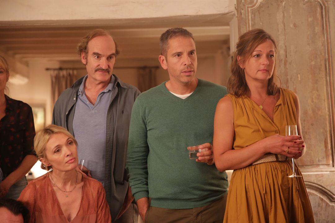 Foto Anne Girouard, Medi Sadoun, Michel Vuillermoz, Olivia Côte