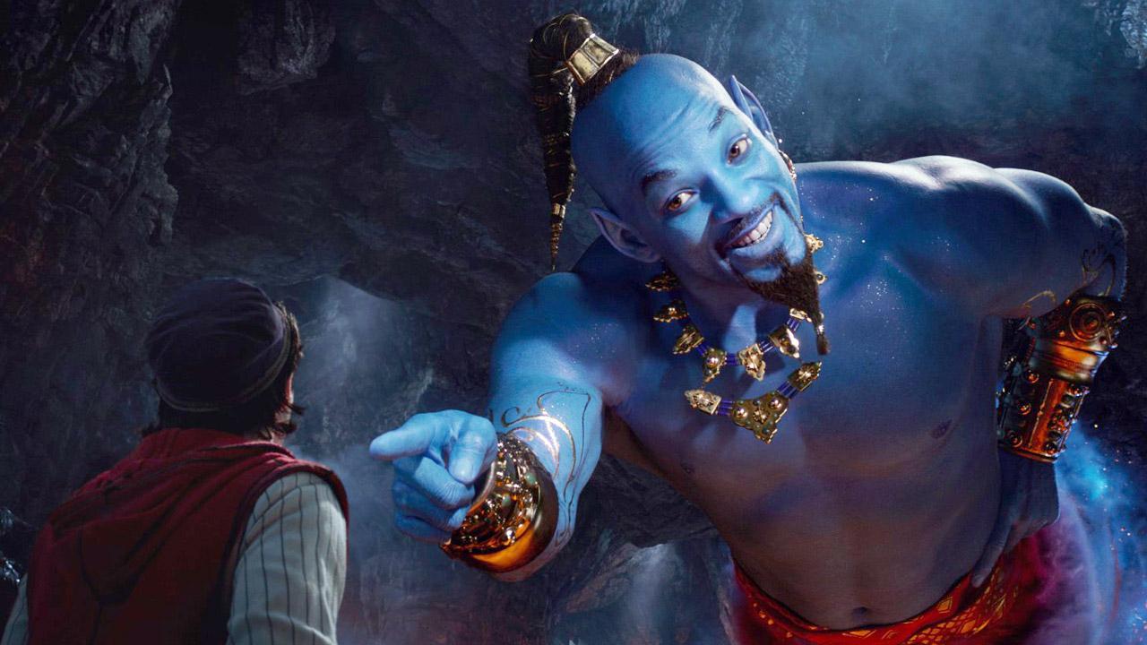 Aladdin : Foto Will Smith