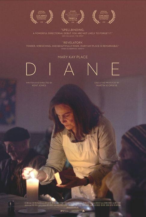 A Vida de Diane : Poster