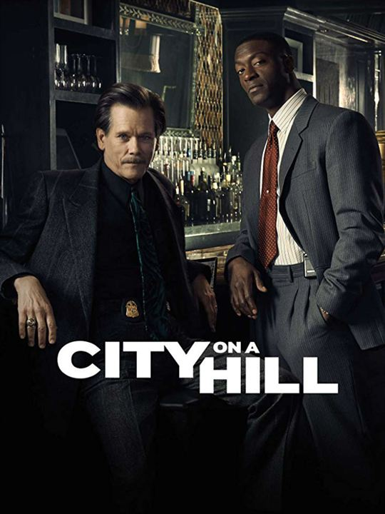 City on a Hill : Poster