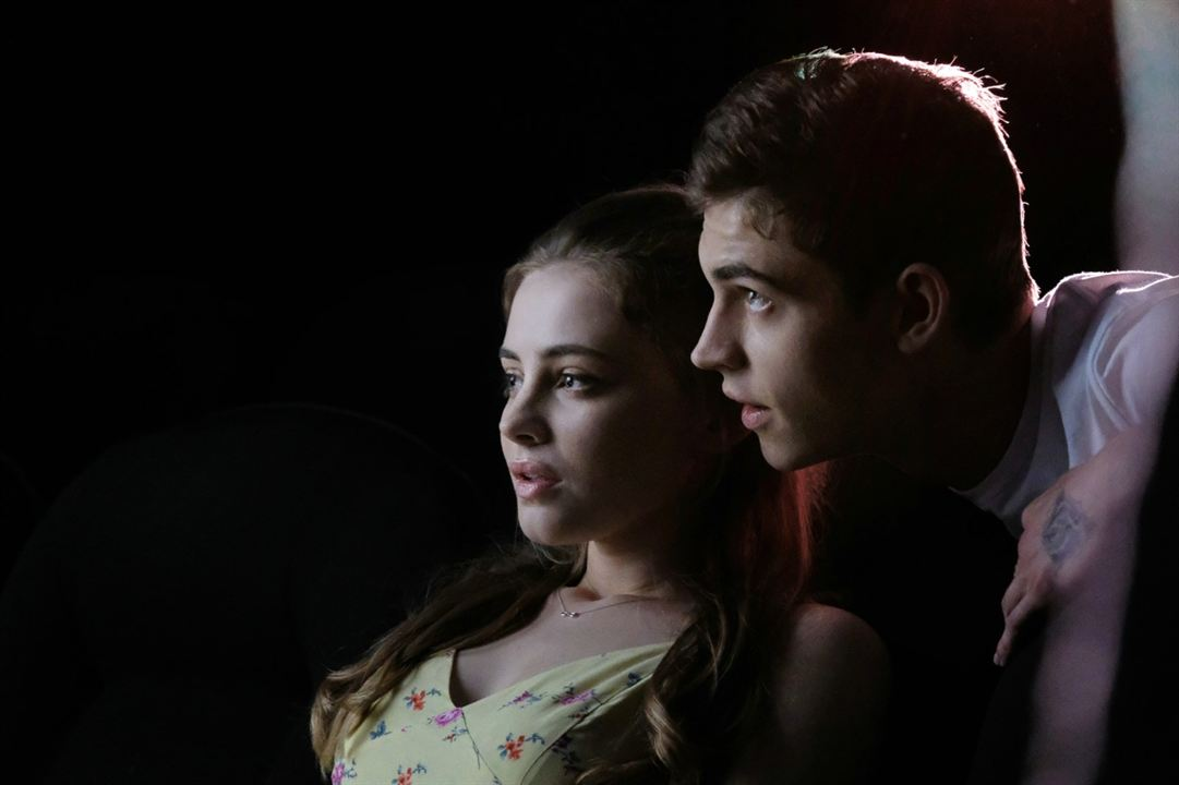 After : Foto Hero Fiennes-Tiffin, Josephine Langford
