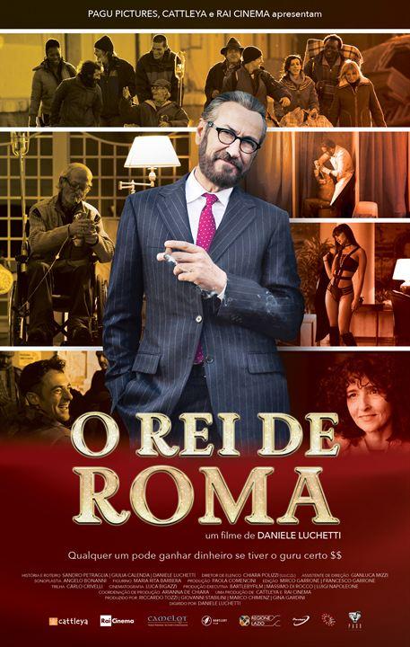 O Rei de Roma : Poster