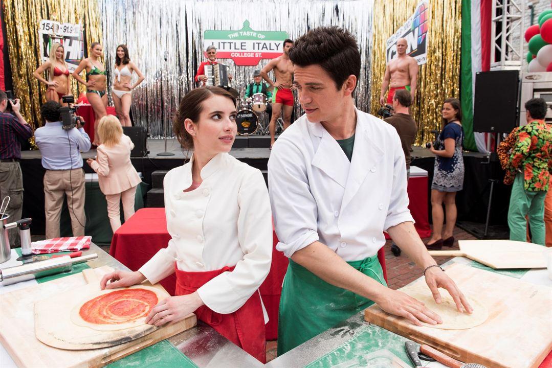 Amor em Little Italy : Foto Emma Roberts, Hayden Christensen