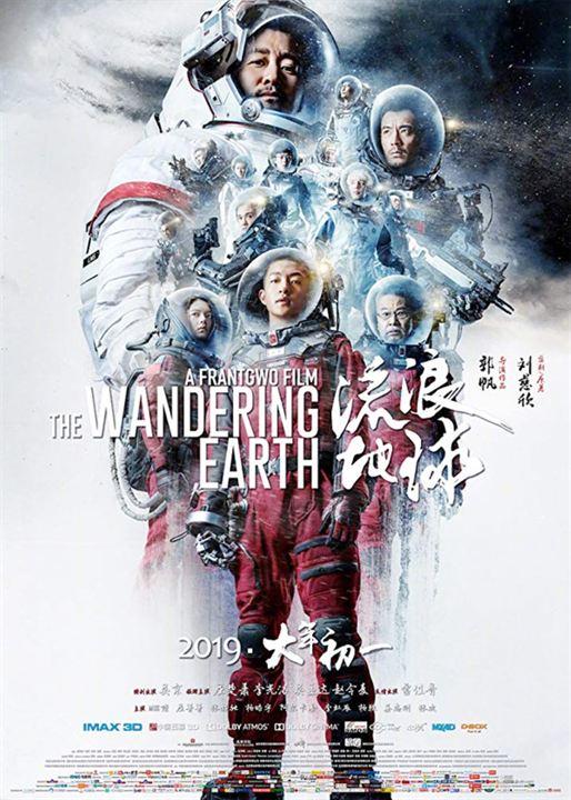 Terra à Deriva : Poster