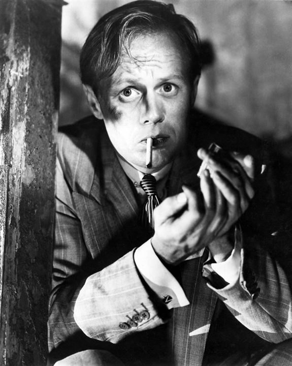 Night and the City : Photo Richard Widmark
