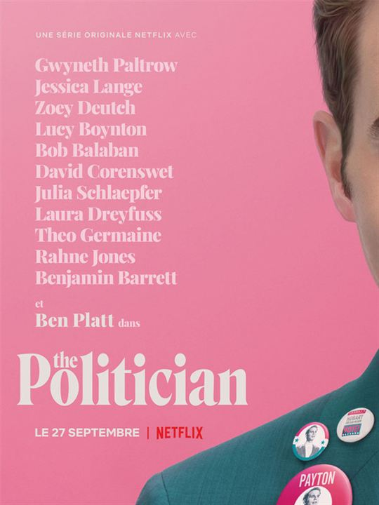 The Politician : Poster