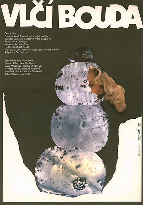 O Chalé do Lobo : Poster