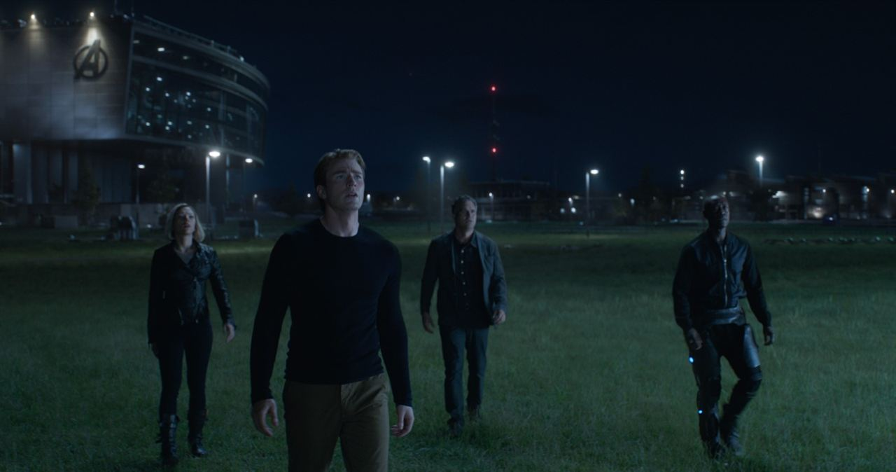 Vingadores: Ultimato : Foto Chris Evans, Don Cheadle, Mark Ruffalo, Scarlett Johansson