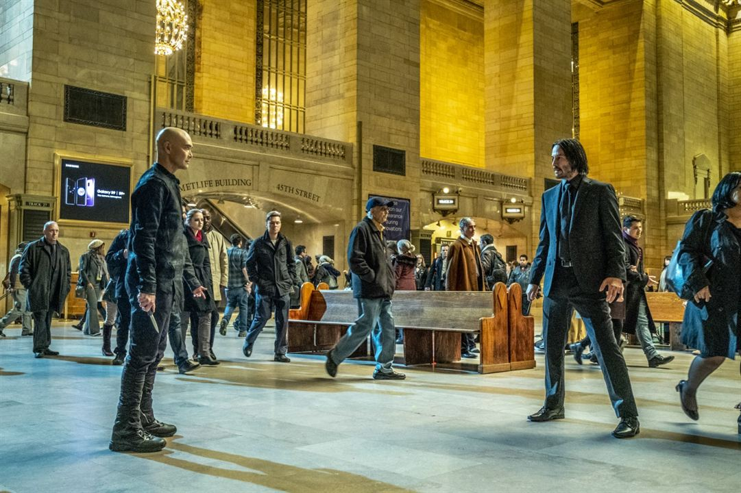 John Wick 3 - Parabellum : Foto Keanu Reeves, Mark Dacascos