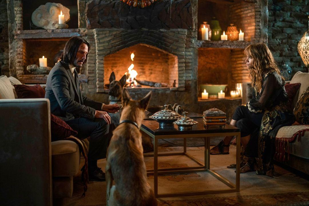 John Wick 3 - Parabellum : Foto Halle Berry, Keanu Reeves