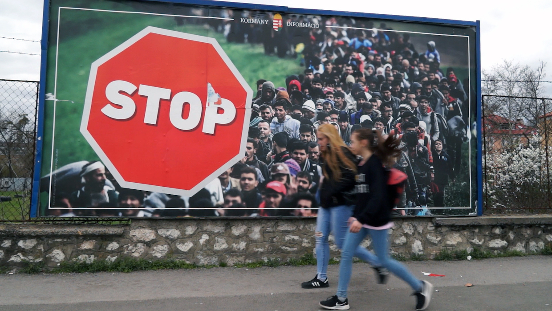 Hungria 2018 - Bastidores da Democracia : Foto