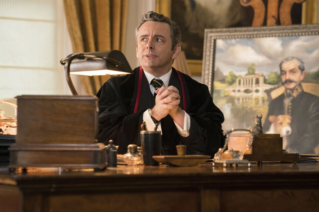 Escola da Morte : Foto Michael Sheen