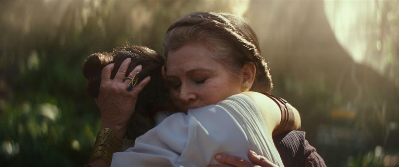 Star Wars: A Ascensão Skywalker : Foto Carrie Fisher