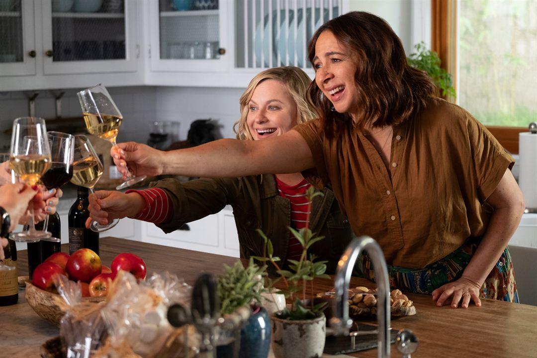 Entre Vinho e Vinagre : Foto Amy Poehler, Maya Rudolph