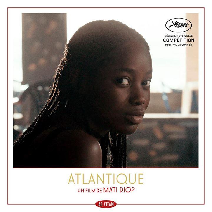 Atlantique : Poster