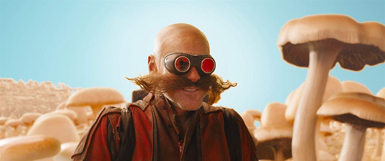 Sonic - O Filme : Foto Jim Carrey