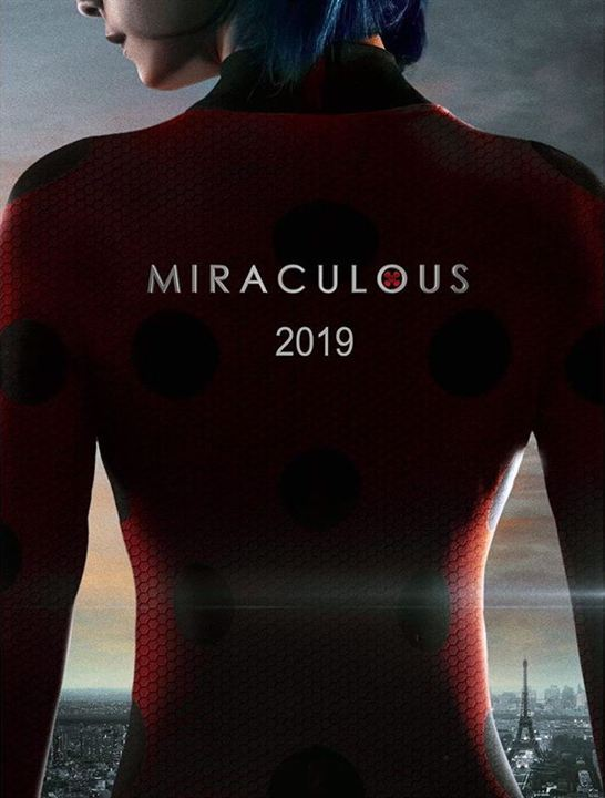 Miraculous - Ladybug e Cat Noir : Poster