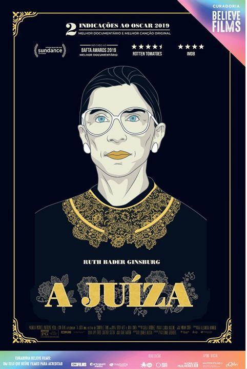 A Juíza : Poster