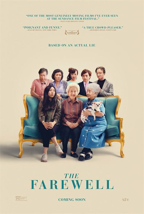 The Farewell : Poster