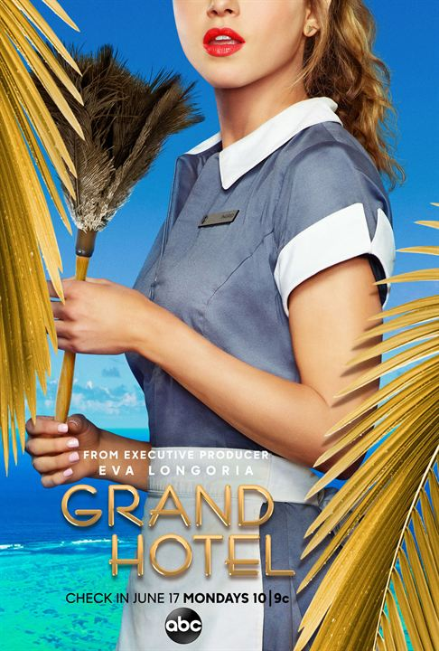 Grand Hotel  (2019) : Poster