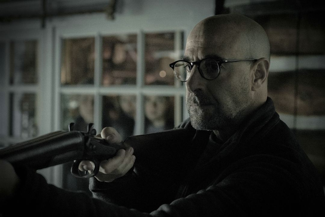 The Silence: Stanley Tucci
