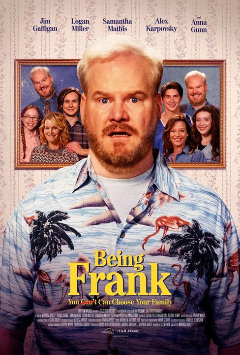 Being Frank : Poster