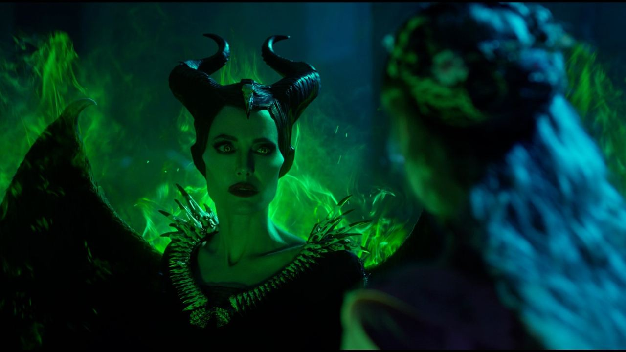 Malévola - Dona do Mal : Foto Angelina Jolie