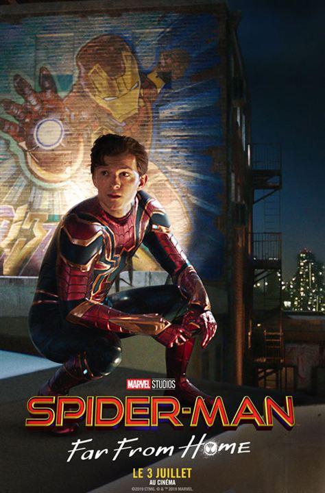 Homem-Aranha: Longe de Casa : Poster