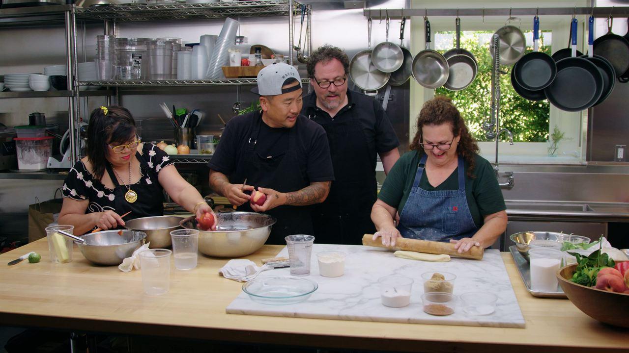 The Chef Show : Foto Jon Favreau, Roy Choi