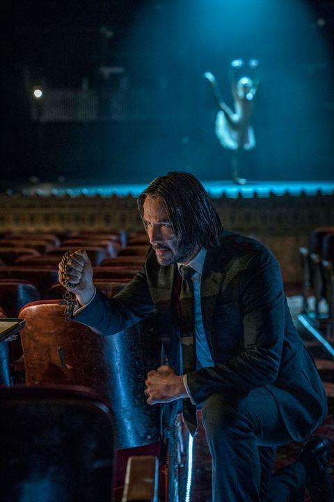 John Wick 3 - Parabellum: Keanu Reeves
