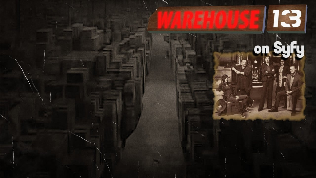 Warehouse 13 : Foto