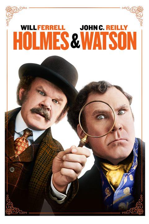 Holmes & Watson : Poster
