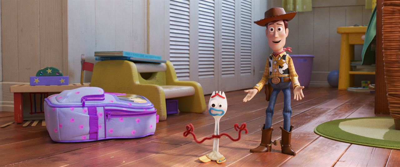 Toy Story 4 : Foto