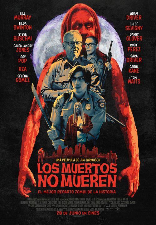 Os Mortos Não Morrem : Poster