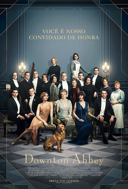 Downton Abbey - O Filme : Poster