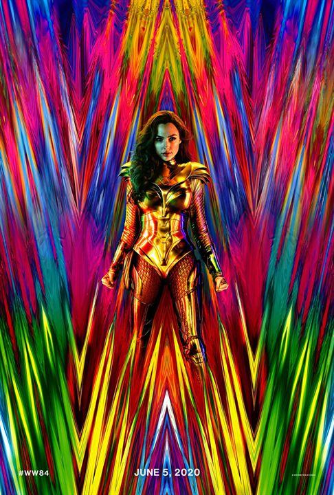 Mulher-Maravilha 1984 : Poster