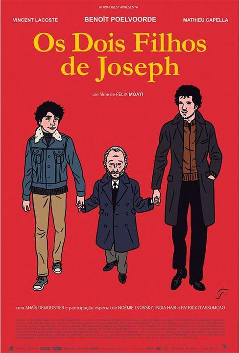 Os Dois Filhos de Joseph : Poster