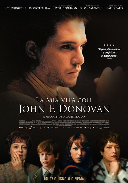 The Death and Life of John F. Donovan : Poster