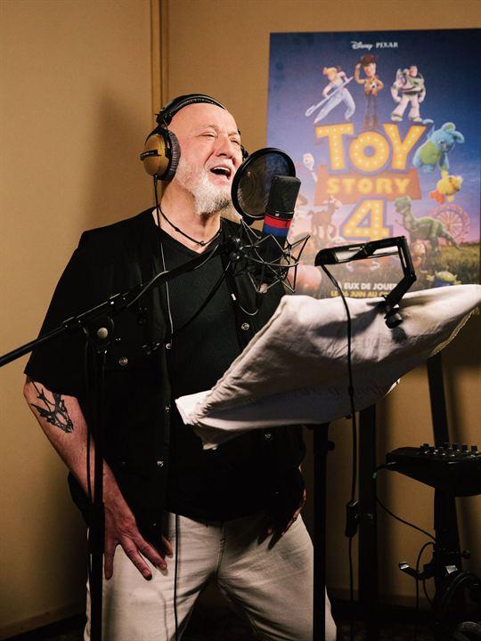 Toy Story 4 : Vignette (magazine)