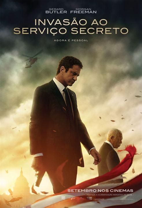 Invasão ao Serviço Secreto : Poster