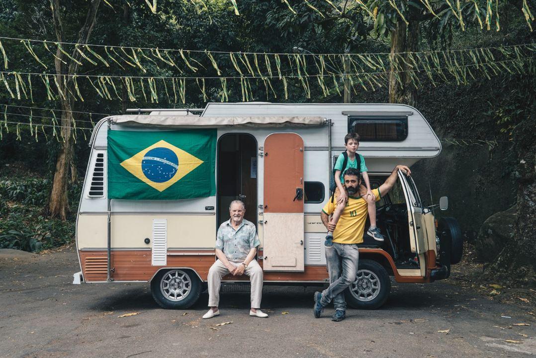 De Volta ao Maracanã : Foto Antônio Petrin, Asaf Goldstein
