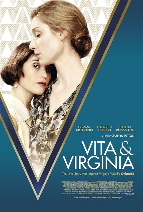 Vita e Virgínia : Poster