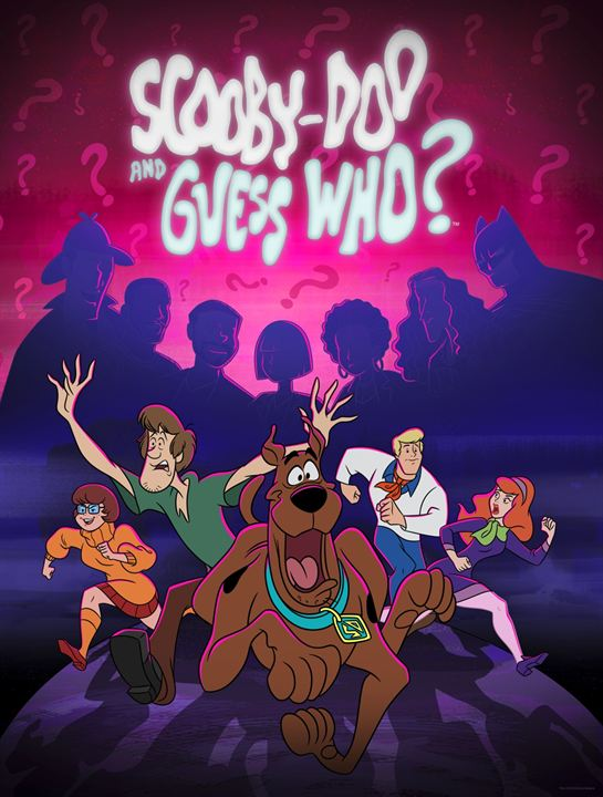 Scooby-Doo And Guess Who ? : Poster